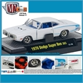 1970 - DODGE Super Bee 383 Branco - M2 Detroit-Muscle - 1/64