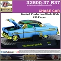 1954 - Mercury SUN VALLEY R37 CHASE CAR - M2 Auto-Thentics - 1/64