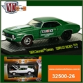 1969 - Chevrolet Camaro COPO 427 Nickey - M2M - 1/64
