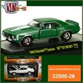 1969 - Chevrolet Camaro SS 427 Nickey - M2M - 1/64
