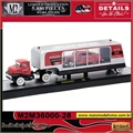 1956 Mercury M-600 and 1949 Mercury Custom - AUTO-HAULERS M2M - 1/64