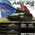AMX-30B French Main Battle Tank - Meng - 1/35