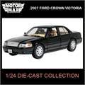 2007 - Ford CROWN VICTORIA - Motormax - 1/24