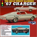 1967 - Dodge CHARGER - MPC - 1/25