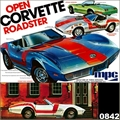 1975 - Chevy CORVETTE Roadster - MPC - 1/25