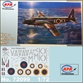 Vickers Wellington Mk.IC - MPM - 1/72