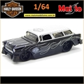 1955 - Chevrolet Nomad - Maisto HD Custom - 1/64