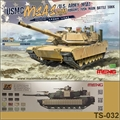 M1A1 AIM Abrams Main Battle Tank - Meng - 1/35