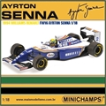 F1 - 1994 Williams FW16 SENNA - Minichamps - 1/18