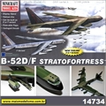 Boeing B-52D/F Stratofortress - Minicraft - 1/144