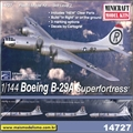 Boeing B-29A Superfortress - Minicraft - 1/144