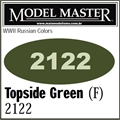 Tinta Model Master 2122 Esmalte RUSSIAN TOPSIDE GREEN Fosco - 14,7ml