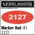 Tinta Model Master 2127 Esmalte RUSSIAN MARKER RED Fosco - 14,7ml