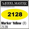 Tinta Model Master 2128 Esmalte RUSSIAN MARKER YELLOW Fosco - 14,7ml