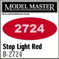 Tinta Model Master 2724 Esmalte STOP LIGHT RED Metallic - 14,7ml
