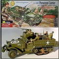 M3A1 Personnel Carrier - Monogram - 1/35