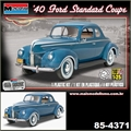 1940 - FORD Coupe Standard - Monogram - 1/25