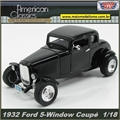 1932 - FORD Five-Window Coupé - Motormax - 1/18