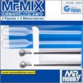 Conj Pipetas/Misturadores Mr MIX GT28 - Mr Hobby - Gunze