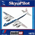 SP - Douglas DC-7 UNITED - (SNAP) DTC Kit New Ray