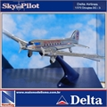 Delta - Douglas DC-3 DELTA Airlines - New Ray - 1/370
