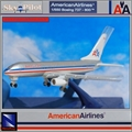 AA - Boeing 737-800 AMERICAN AIRLINES - New Ray - 1/550