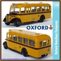 Bedford OWB Bournemouth Corporat Bus - Oxford - 1/76