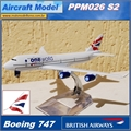 PPM - Boeing 747-400 BRITISH AIRWAYS