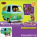 SCOOBY DOO Máquina do Mistério - Polar Lights