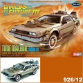 De Lorean DE VOLTA PARA O FUTURO III Mark III - Polar Lights - 1/25