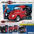 Volkswagen Fusca Arlequina (Batman) - Polar Lights - 1/24