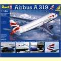 AIRBUS A319 British Airways - Revell - 1/144