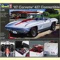 1967 - CORVETTE 427 Convertible - Revell - 1/25