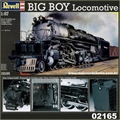 Locomotiva BIG BOY - Revell - 1/87