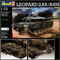 Leopard 2A6/A6M - Revell - 1/72