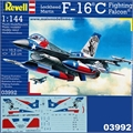 F-16C FIGHTING FALCON - Revell - 1/144