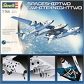 SPACESHIPTWO AND WHITEKNIGHTTWO - Revell - 1/144