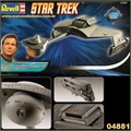 STAR TREK - KLINGON Battle Cruiser 07 - Revell