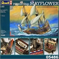 Caravela PILGRIM SHIP MAYFLOWER - Revell - 1/83