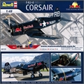 THE FLYING BULLS - F4U-4 CORSAIR - Model-Set Revell - 1/48