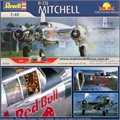 THE FLYING BULLS - B-25J MITCHEL - Model-Set Revell - 1/48