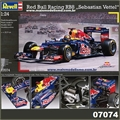 F-1 RED BULL RACING RB8 Sebastian Vettel - Revell - 1/24