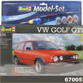 Volkswagen GOLF II GTI - MODEL-SET Revell - 1/24