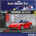 Ferrari 599 GTO - MODEL-SET Revell - 1/24