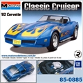 1982 - CHEVROLET CORVETTE - Monogram - 1/24