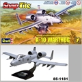 A-10 WARTHOG - Snap Revell - 1/72
