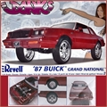 1987 - BUICK GRAND NATIONAL - Revell - 1/24
