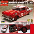 1957 - FIREBALL ROBERTS FORD - Revell - 1/25