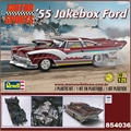 1955 - JUKEBOX FORD - Revell - 1/25