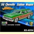 1966 - CHEVELLE STATION WAGON - Revell - 1/25